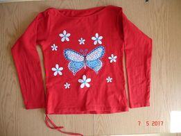 Пуловер кофта свитер для девочки 10-12 лет