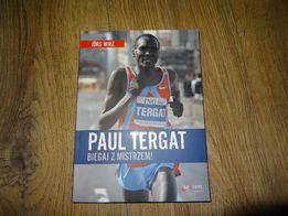 Jurg Wirz - Paul Tergat. Biegaj z mistrzem