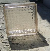 стеклоблоки 25х25х9,5 стекло блок
