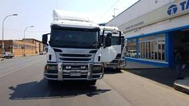2014 and 2015 Scania P360's in stock