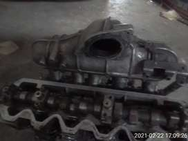 Crafter and cylinder head