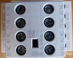 Блок вспомогательных контактов Moeller DILA-XHI04