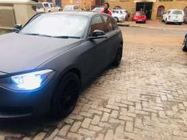 Am selling my BMW 1 series
