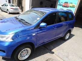 Toyota avanza for sale