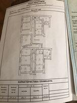 Двухуровневая квартира в центре Одессы