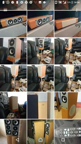 STUNNING COMPLETE TEAC SOUND SYSTEM FOR SALE / MASSIVE COLLECTORS ITEM