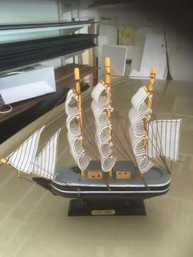 Various wooden ships new