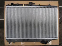 Радиатор двигателя для Mazda 323 BG (89-94).