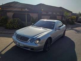 MERCEDES BENZ CL 500 AMG