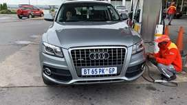 Audi Q5 available now for installment only contact Mr Diamond now