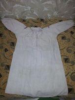 Продам стариное платье или рубаху