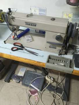 Overlocker and Industrial Sewing Machine for Sale