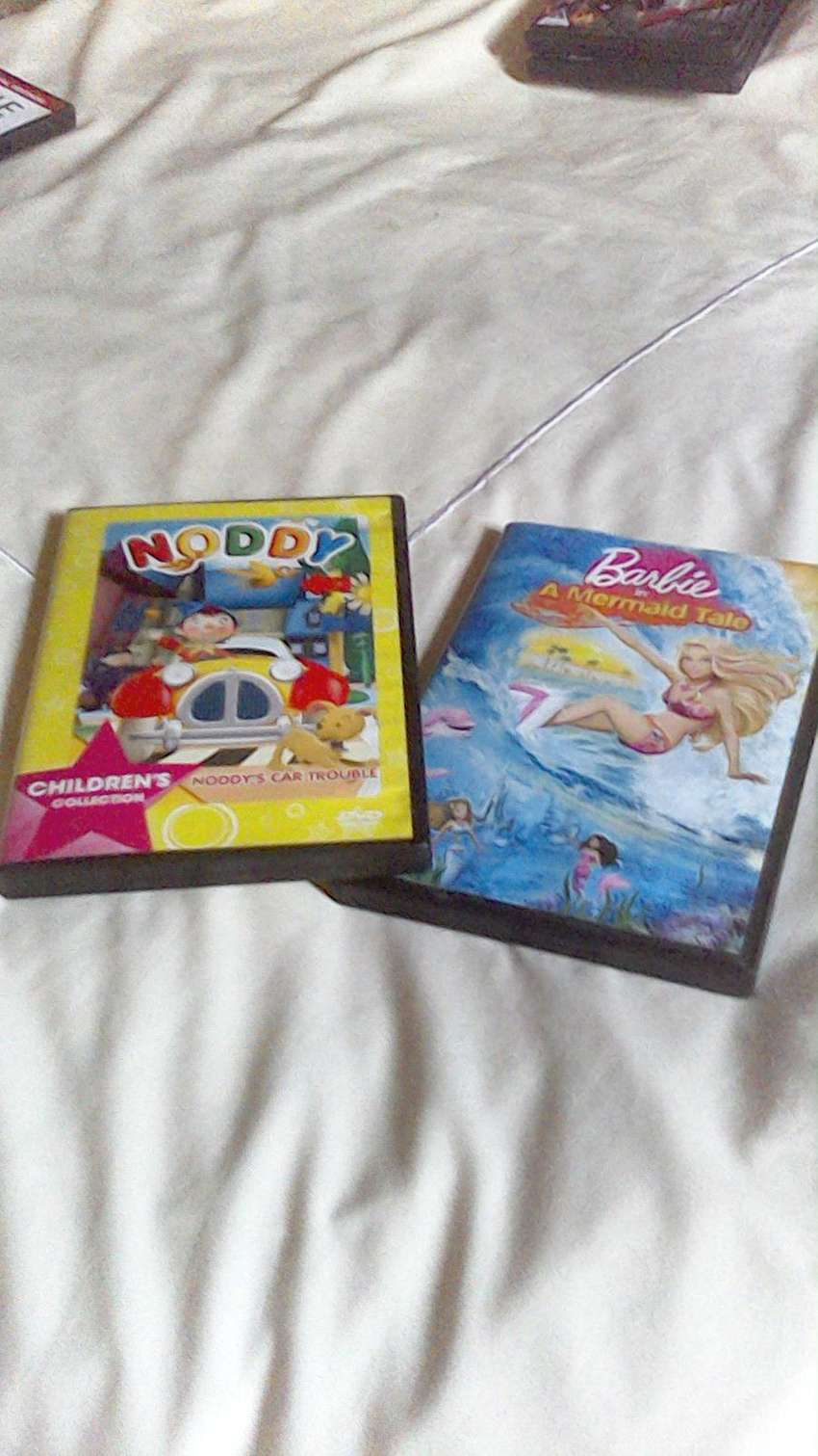 DVD Combo - Noddy and Barbie 0