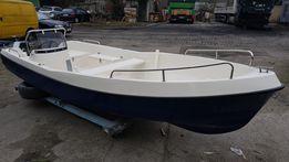 Sprzedam łódź motorową ROXA 430 z konsolą