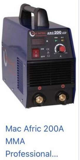 Mac Afric 200A Inverter Welder