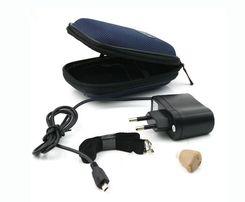 Слуховой аппарат с зарядкой и аккумулятором