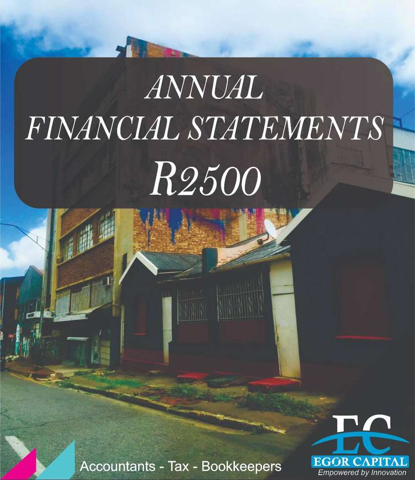 ANNUAL FINANCIAL STATEMENTS 0