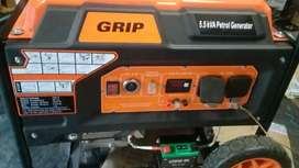 Grip 5.5Kv Petrol, Electric start generator