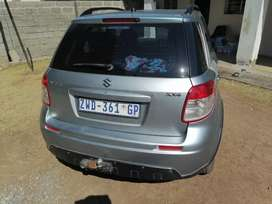 Hi my friend is selling his Suzuki SX4 in great condition.