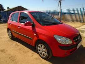 2010 Hyundai Getz 1.4 with 83000km