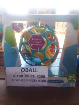 Oball toy