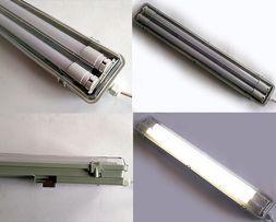Новые светильники пыле-влагозащищенные с LED лампами от производителя!
