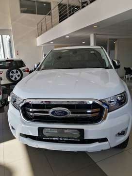 2020 Ford Ranger 3.2 TDCi XLT 4x4 AT Supercab