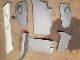 Range of H100 plastic covers from