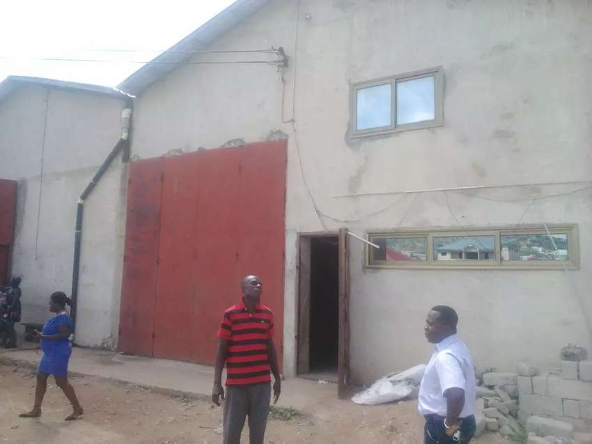 Monthly Warehouse for rent at tettegu 0