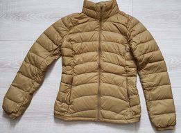 Куртка пуховик Colin's горчичная