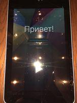 Планшет Asus Google Nexus 7 оригинал, треснул тач, в остальном идеал