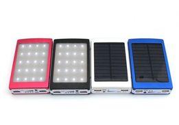 Power Bank 32000mAh 2 USB ЗАРЯДКА ОТ СОЛНЦА, очень яркий фонарик LED