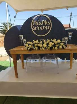 Pine table for sale . R3500