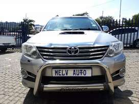 2015 TOYOTA FORTUNER 4X2 D4D AUTOMATIC FOR SALE