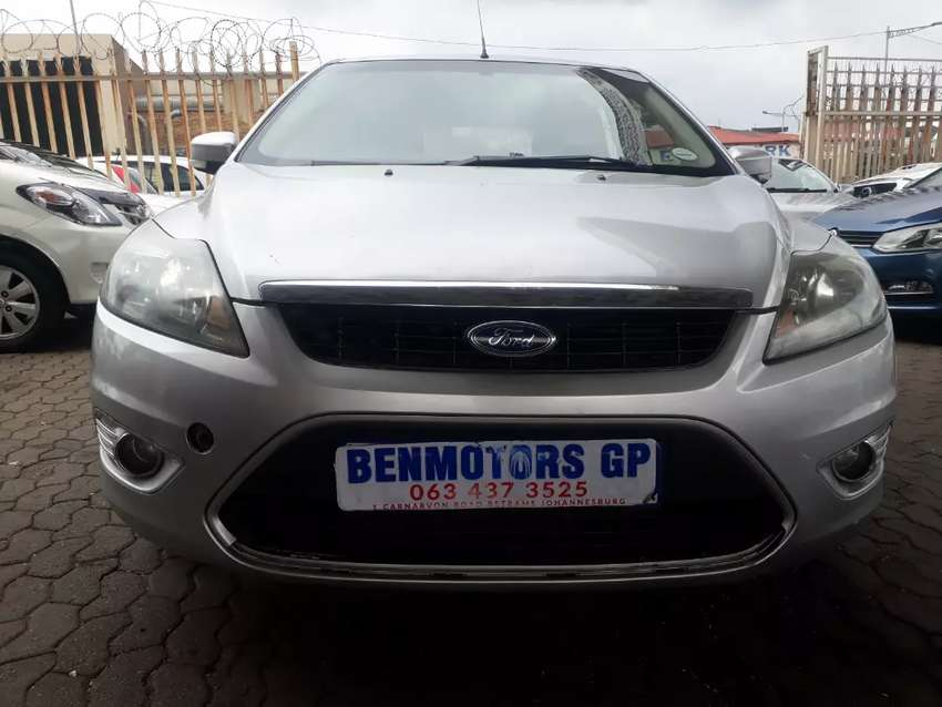 2010 Ford Focus 2.0 Automatic Diesel 0