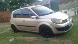 R25K Negotiable Renault scenic2 1.9dci turbo 2007 model
