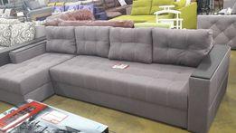 Продам большой угловой диван Престиж с шаговым механизмом 3.1м
