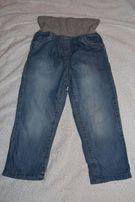джинсы для девочки на подкладе C&A