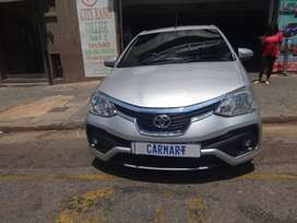 TOYOTA ETIOS SPRINT 1.5 2017 MODEL