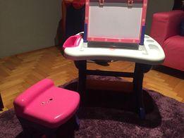 Stolik edukacyjny + krzesło