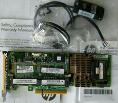 RAID Controller HP Smart Array P430 12G/s 1GB FBWC + SuperCapasitor
