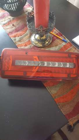 MAN TRUCK LIGHT