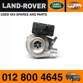 Land Rover Discovery 3/4 turbo