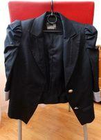 Пиджак с укороченным рукавом