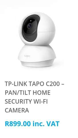 Home Security Wi-Fi Camera