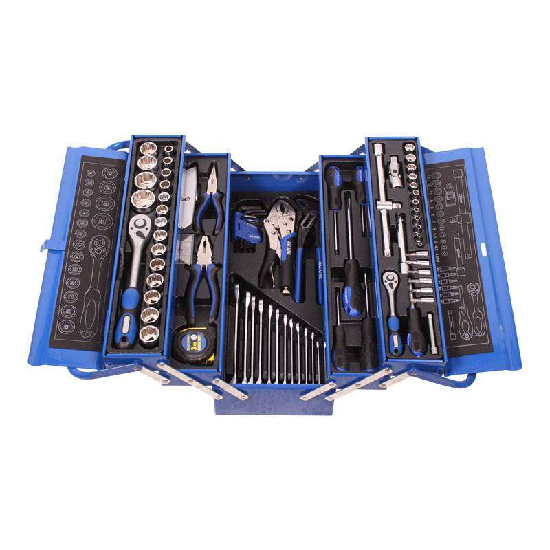 85 pce Toolbox with Tools