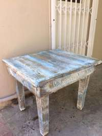 Image of Rustic table