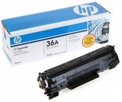 Оригинальный лазерный картридж HP LaserJet HP 36A (новый)