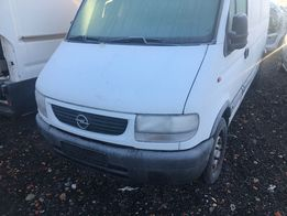 Opel Movano Przód kompletny 2001 r Częśći