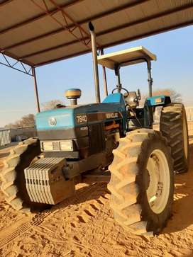 New Holland / Ford 7840